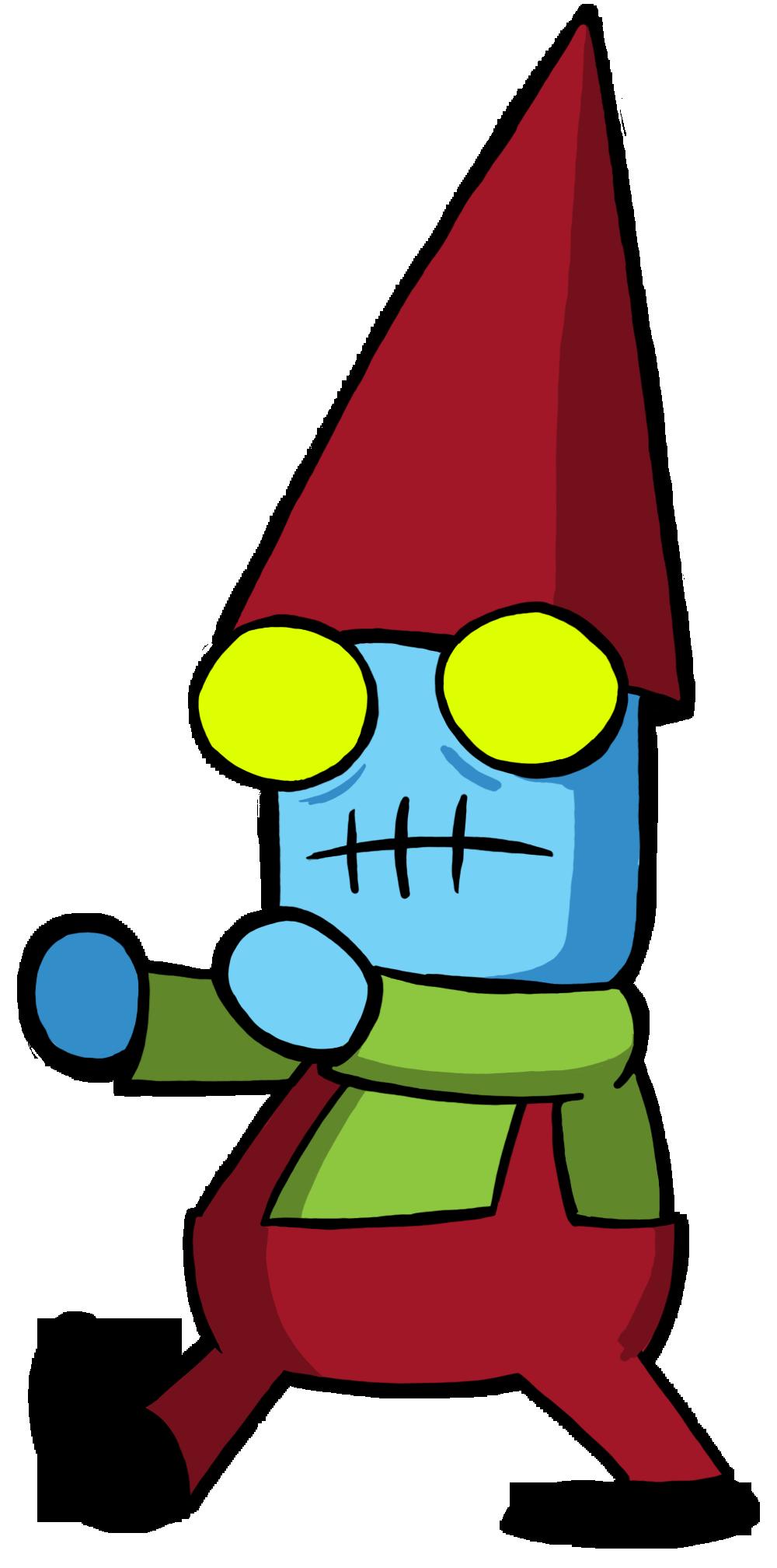Spoiler Alert Undead Garden Gnome