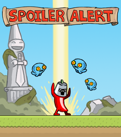 Spoiler Alert promo image